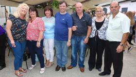 Pictures: Annual Pig Roasting fundraiser in Mitchell's Bar, Legan in aid of St Luke's Cancer Care and Research