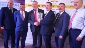 GALLERY | Fr Brendan O'Sullivan chosen as Midlands Simon Community Longford Person the Year 2018