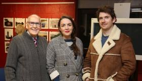 Longford Leader gallery:  Large crowds turn out to support former Longford Leader photographer's book launch in Longford Library
