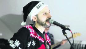 Watch | Longford musician releases new Christmas song 'Jingle Blues' and festive music video