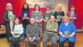 Pictures   'Decathlon' of Longford authors launch collaborative novella 'Let Him Lie'