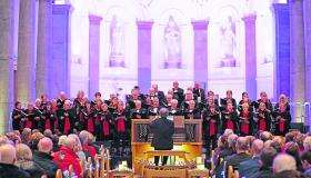 PICTURES   Longford County Choir fills St Mel's Cathedral with angelic sound for  annual Christmas concert
