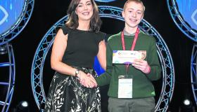 PICTURES | Longford schools deliver top class projects at BT Young Scientist & Technologist Exhibition