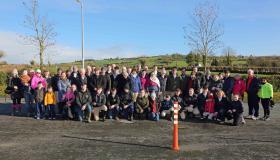 Longford Leader gallery: Tenth annual Aaron Hagan Memorial Hunt in Dromard