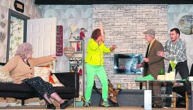 PICTURES | Newtowncashel Drama Group production of 'Mammy's Boy' by Jimmy Keary goes down a treat with local audiences
