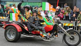 GALLERY | Craic, ceol and top quality entertainment galore at superb Longford St Patrick's Day parade
