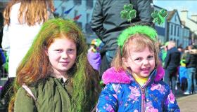 Longford Leader gallery:  St Patrick's Day parade fever grips Longford