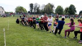 Longford Leader gallery: Granard Garda District anti-bullying fun sports day in Sacred Heart NS