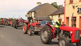 Longford Leader gallery: Colmcille Tractor Run