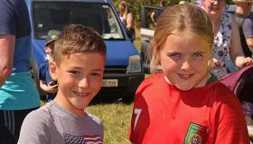 Longford Leader gallery:  Sun beams down on beautiful Ballinamuck for annual Olde Fair Day