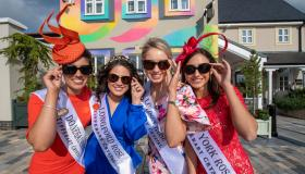 PICTURES | Longford's Marie Brady enjoying the Rose Tour as Rose of Tralee Festival kicks off