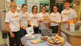 Longford Leader gallery: Specsavers Bake Sale in aid of Hope Foundation