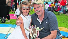 PICTURES | Over €2,000 raised for Temple Street at Longford girl Maliyah's Family Fun Day