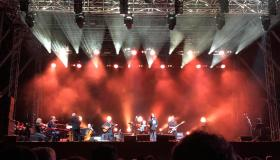 WATCH | Audience sing back every word of Nothing Compares 2 U during Sinead O'Connor's stunning Feile 19 set