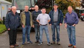 Longford Leader gallery: Vintage Club Tractor Run attracts large attendance