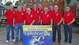 Longford Leader gallery: County Longford Scuba Divers 30th anniversary celebrations