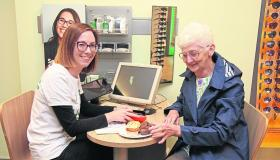 PICTURES | Specsavers Longford hosts bake sale for Beaumont Hospital