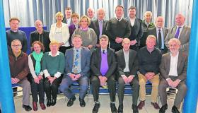 Longford Leader gallery: Volunteerism honoured as County Council hosts Tidy Towns civic reception