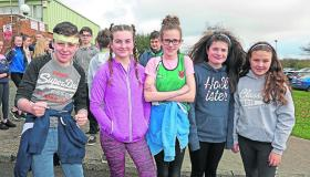 PICTURES | Moyne CS pounds the pavements for charity