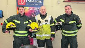 PICTURES | Longford Fire Station hosts busy open day