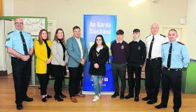 Ballymahon students encouraged to carry out good deeds in their locality