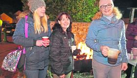 PICTURES | One step closer to Christmas as Kenagh lights up for the festive season