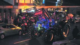 Longford Leader gallery: Festive cheer aplenty at Abbeyshrule Tractor Run