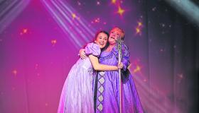 PICTURES | The return of traditional panto to Longford a huge success as Cinderella wows local crowds