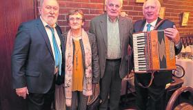 Longford Leader gallery: Foster & Allen in The Rustic Inn