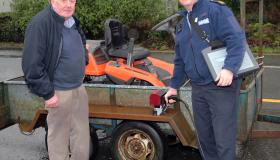 GALLERY| Property marking event hosted by Legan community alert group
