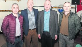 Longford Leader gallery: Locals and colleagues turn out to bid fond farewell to retiring Longford Garda Noel Egan