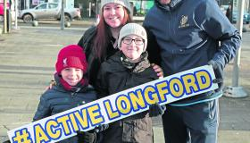 PICTURES | Longford people turn out in their droves for Operation Transformation walk