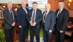 Review of Local Enterprise Week 2020: 5ive Global wins Longford Enterprise Award