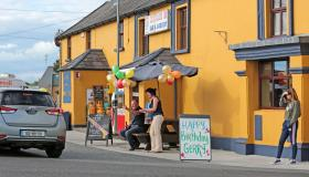 GALLERY   Surprise drive by birthday party in Lisryan for Gerry Creegan