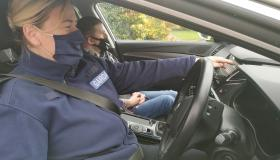 Local man gets a birthday drive-by from Longford Community Gardaí