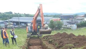 Exciting times for Granard as Knights & Conquests Heritage Centre reopens and work on lake area begins