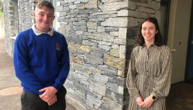 Longford student behind 'Gettin Eggs' enterprise hatches cracking plan to woo judges on world stage