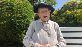 WATCH: Irish woman pens letter to the nation to mark 107th birthday