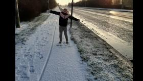 GALLERY SNOWY LONGFORD: Readers' 5km snow photos around the county #SNEACHTA #INPICTURES #SNOW