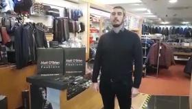 WATCH: Prominent Longford menswear store delighted to be back in business