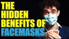 WATCH   Hilarious sketch reveals the hidden benefits of face masks