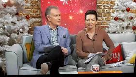 Mná Mullinalaghta star on the 'Today with Maura and Dáithí' show on RTÉ One