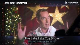 WATCH: The Late Late Toy Show Christmas trailer is here!