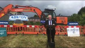 WATCH| Minister Ring's full speech at the launch of Edgeworthstown library development