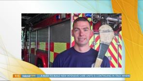 Watch | Former Dublin hurler and fireman Michael Carton on dealing with his positive test for the Covid-19 virus