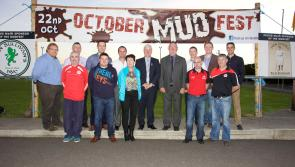 GAA President visits Ballinalee to launch October Mudfest