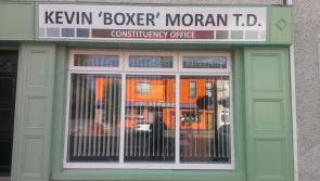 Boxer enters Longford ring with opening of new constituency office in Ballymahon today