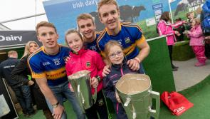 Tipperary to the fore at the National Ploughing Championships