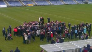 Historic day for Mullinalaghta St Columba's as they defeat neighbours Abbeylara to win first Longford county title since 1950
