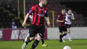 Longford Town in action away to Galway United